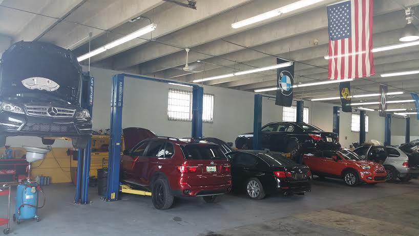 European auto care affordable european auto repair autos for Mercedes benz service miami