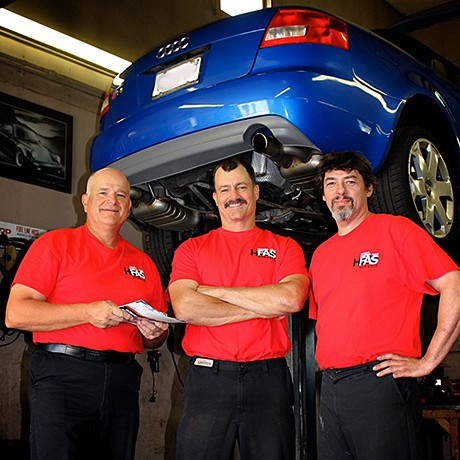 Hampton Foreign Auto Repair team