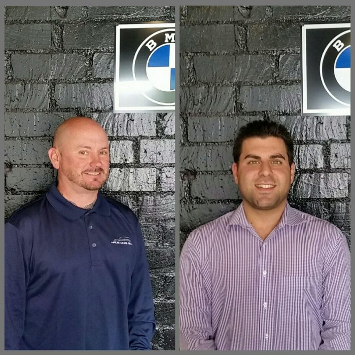 Our Team - Stephen & Kevin