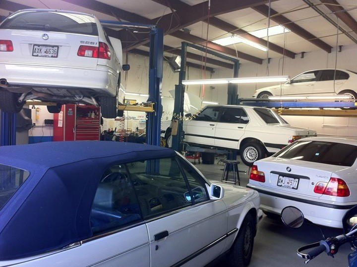 bmw repair by select european auto in athens ga bimmershops. Black Bedroom Furniture Sets. Home Design Ideas