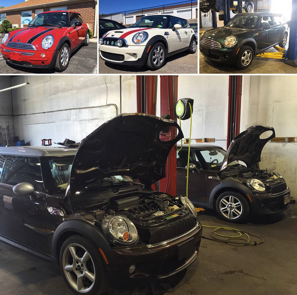 Mini Cooper Repair By Auto Excel In Lexington, KY