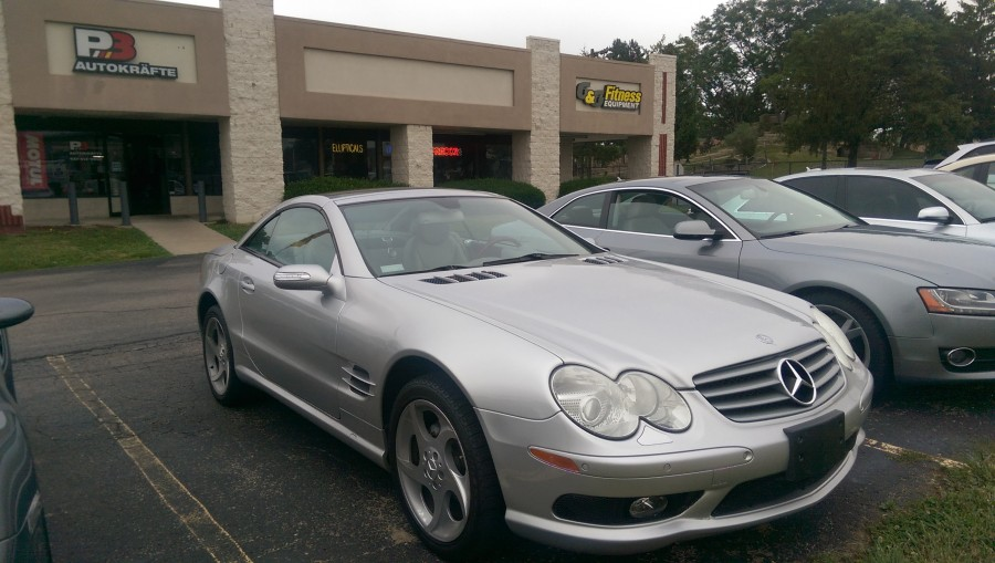 Mercedes benz repair by p3 autokrafte in centerville oh for Mercedes benz cincinnati service