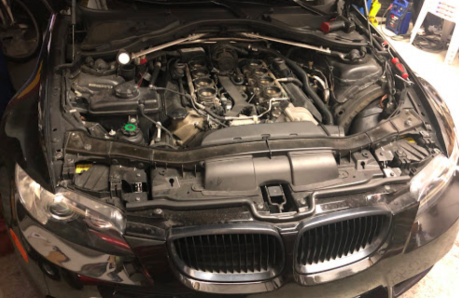Image result for BMW engine repair