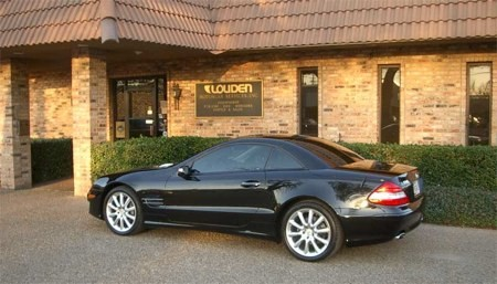 Mercedes benz repair by louden motorcars in dallas tx for Mercedes benz repair dallas