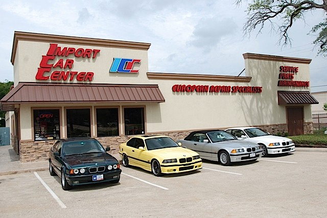 Mercedes benz repair by import car center in grapevine tx for Mercedes benz repair dallas