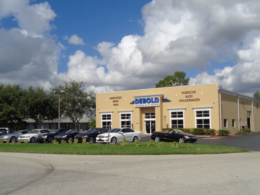 Mercedes benz repair by debold automotive bonita springs for Mercedes benz bonita springs fl