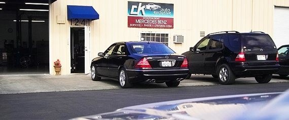 Mercedes benz repair by ck auto exclusive in santa rosa for Mercedes benz repair santa rosa