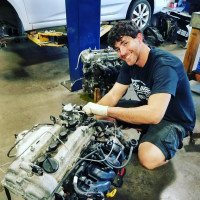 Christian, Master Technician at Ray's Import Auto Repair in Murfreesboro, TN