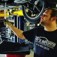 Joel, Technician at Ray's Import Auto Repair in Murfreesboro, TN