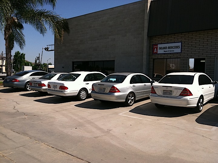Mercedes Benz Repair Shops In Riverside Ca Independent Mercedes