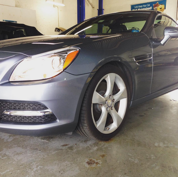 Mercedes-Benz Repair by Merc Werks in Pompano Beach, FL